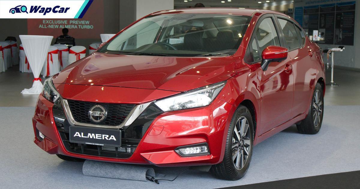 Nissan Almera N18 baru sangat padu, tapi kenapa ramai beli Honda City dan Toyota Vios? 01