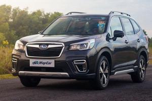 Review: 2020 Subaru Forester 2.0i-S ES – All go no show