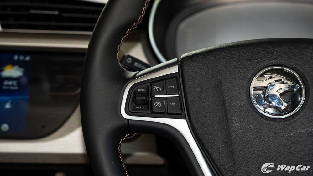2020 Proton X70 1.8 Premium 2WD Interior 008