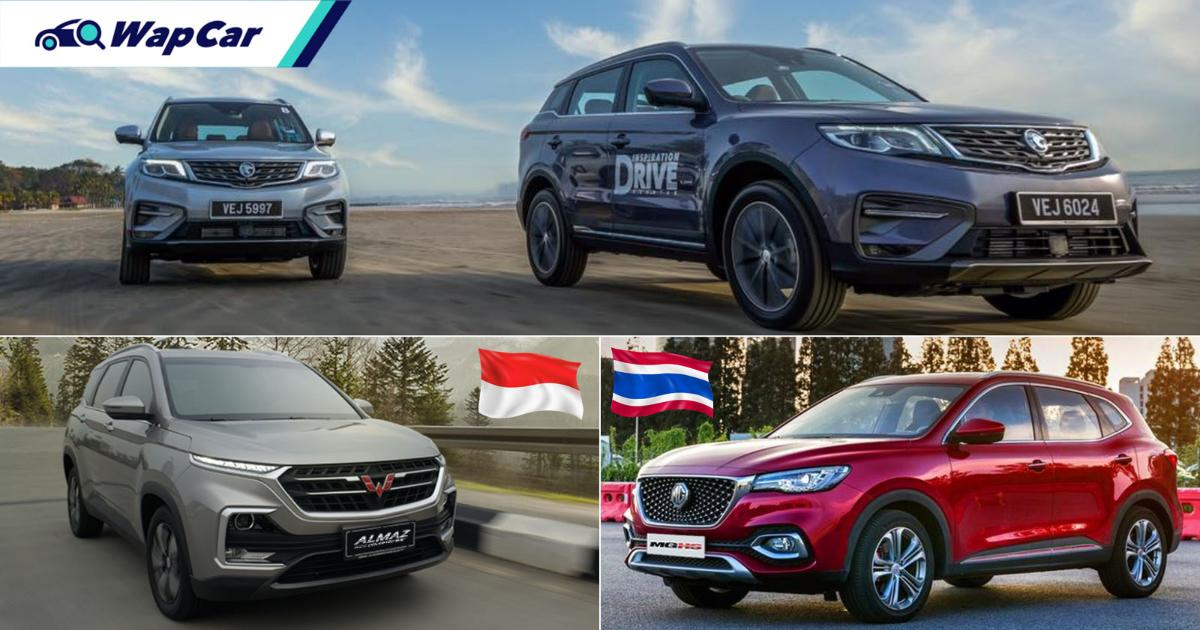 Proton X70 is ready for exports, but these Chinese rivals will hinder its progress 01