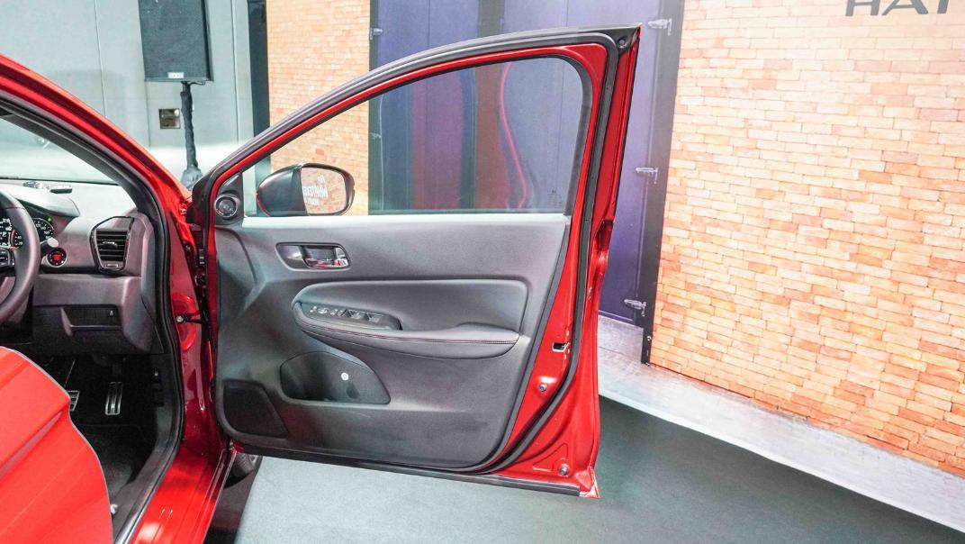 2021 Honda City Hatchback International Version Interior 026