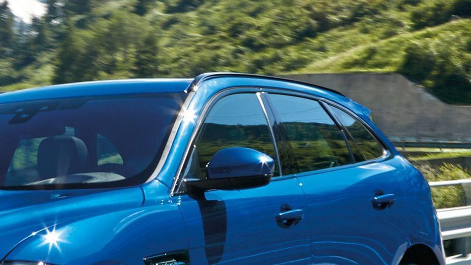 Jaguar F-Pace (2018) Exterior 010