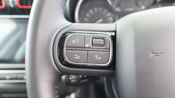 2019 Citroën New C3 AIRCROSS SUV Interior 005