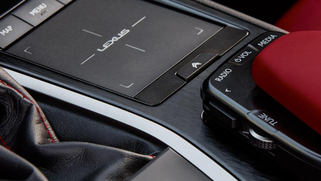 2020 Lexus UX Interior 010