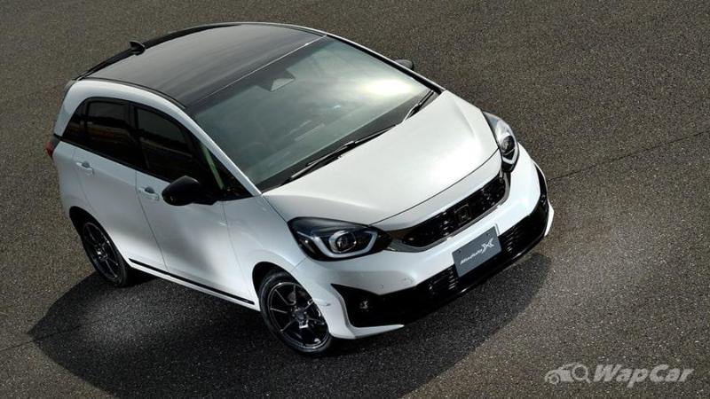Honda Jazz Modulo X is an FD2R-inspired hatchback, costs RM 14k more 02