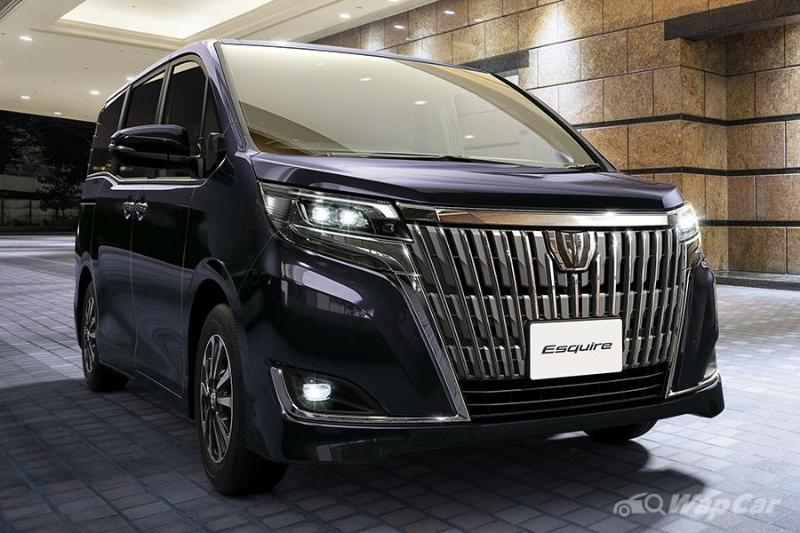 Toyota Noah/Voxy – Alphard versi mini, tapi kenapa di Malaysia tak laku langsung? 02