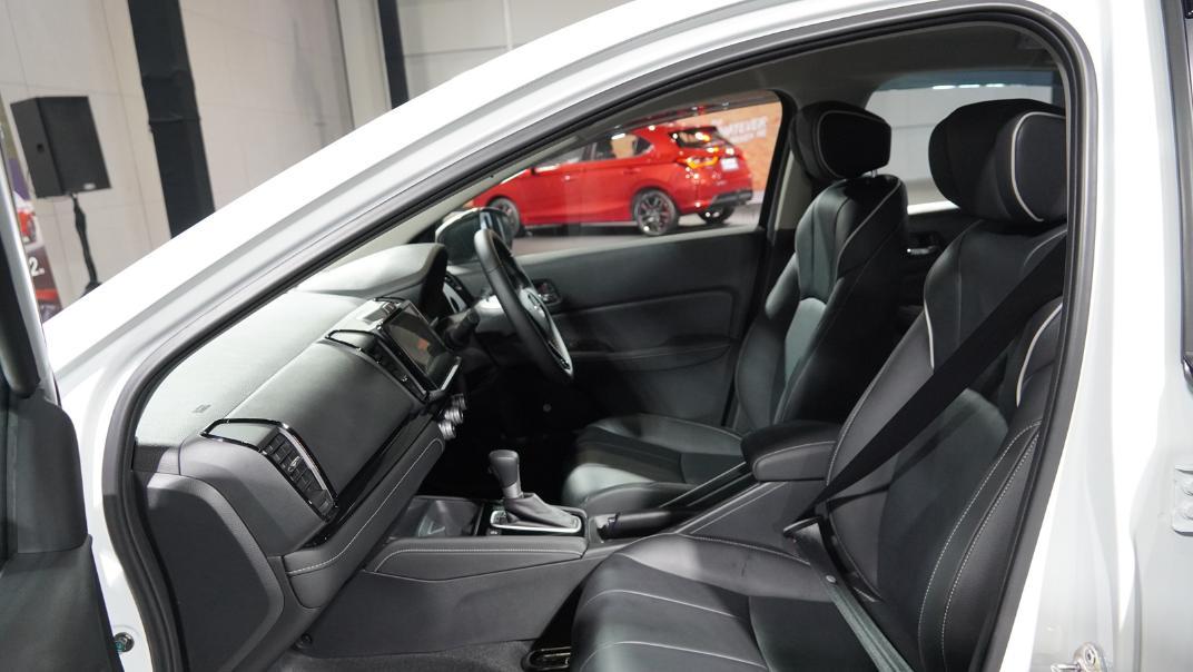 2021 Honda City Hatchback International Version Interior 032