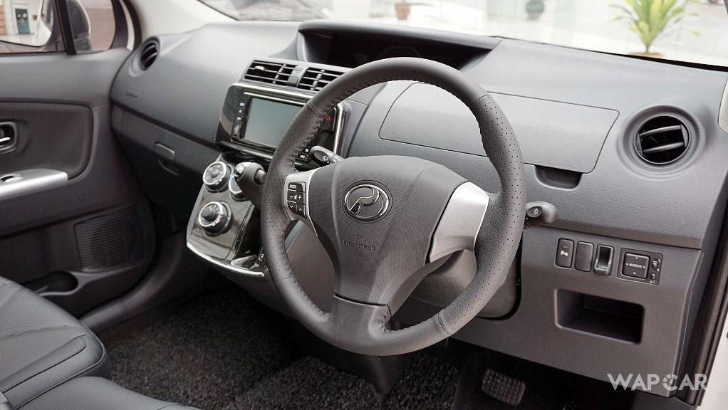 2018 Perodua Alza 1.5 AV AT Interior 007
