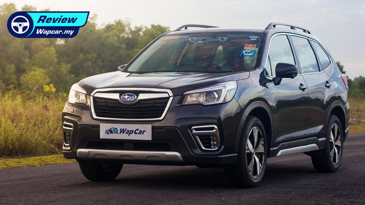 Review: 2020 Subaru Forester 2.0i-S ES – It drives far better than it looks 01