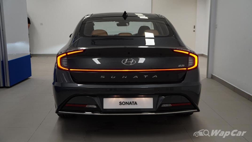 2020 Hyundai Sonata 2.5 Premium Exterior 052