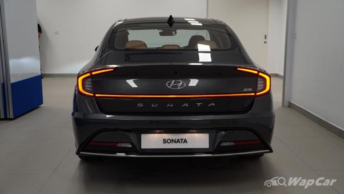 2020 Hyundai Sonata 2.5 Premium Exterior 005