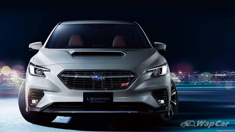 All-new 2021 Subaru Levorg unveiled - new 1.8L turbo, 177 PS and 300 Nm 02