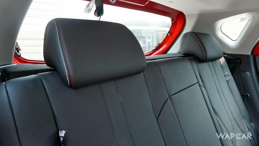 Perodua Myvi (2018) Interior 040