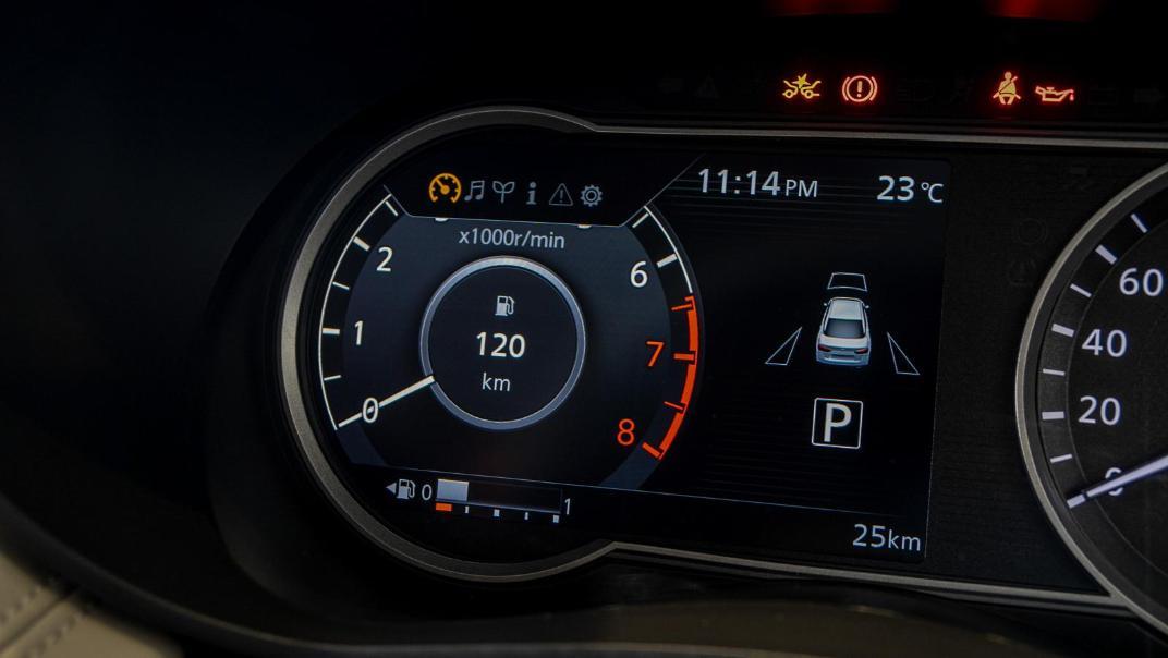2020 Nissan Almera 1.0L VLT Interior 007