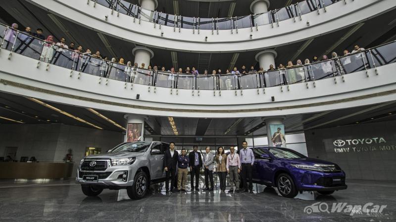 3 cawangan UMW Toyota Motor dipindah kepada pengedar untuk kecemerlangan operasi 02