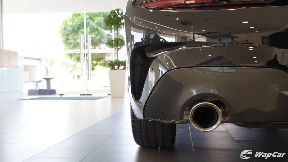 2019 BMW 3 Series 330i M Sport Exterior 043