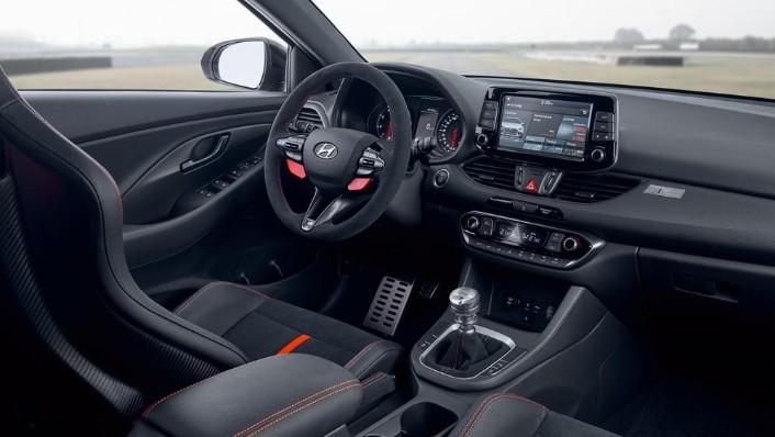 2020 Hyundai i30N Interior 005