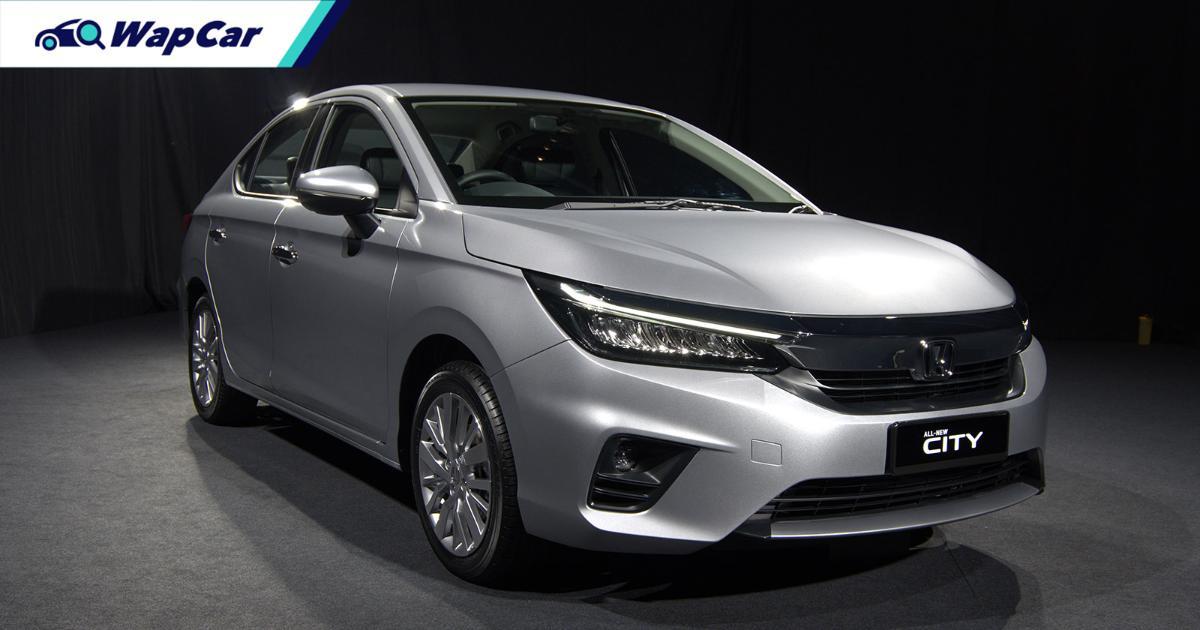 Promosi Honda City '12.12 Special Sales' dilanjutkan sehingga 31 Disember 2020! 01