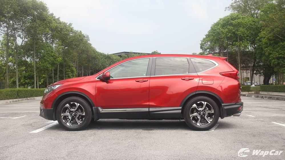 2019 Honda CR-V 1.5TC Premium 2WD Exterior 008