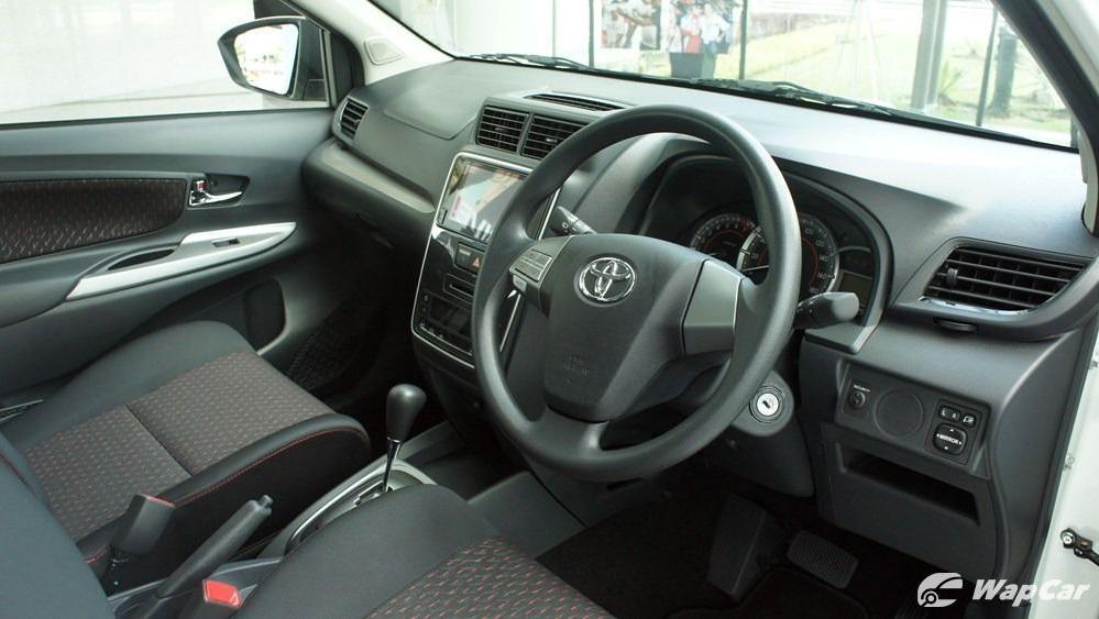 2019 Toyota Avanza 1.5S Interior 002