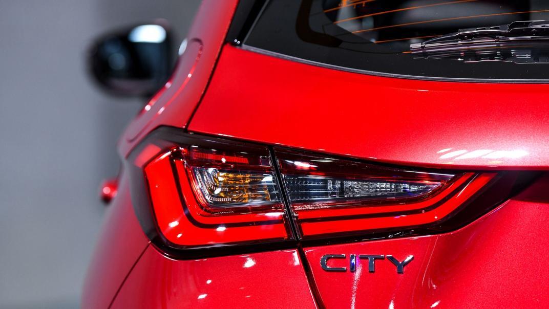 2021 Honda City Hatchback International Version Exterior 053