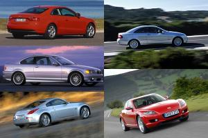Five sexy coupes you could buy today for RM 50k