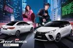 Thailand updates 2021 Toyota Yaris and Yaris Ativ (Vios to us) with 'throttle booster'