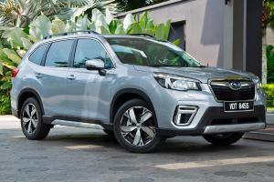 Subaru Forester mungkin hadir semula dengan enjin turbo dan lebih jimat cukai jalan?