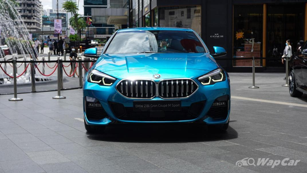 2020 BMW 2 Series 218i Gran Coupe Exterior 009