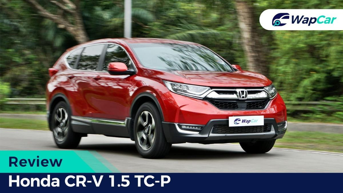 Review: Can the Honda CR-V still justify itself against the Proton X70? 01