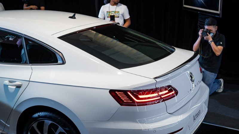 Volkswagen Arteon confirmed for Malaysia with a 2.0 TSI 190 PS engine 02