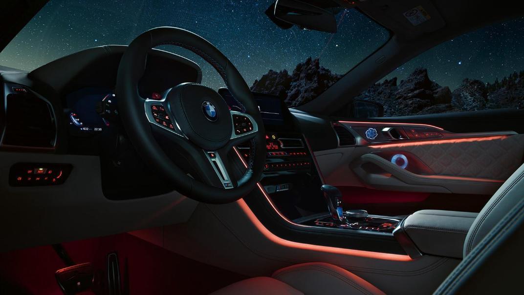 2020 BMW M850i xDrive Gran Coupe Interior 011