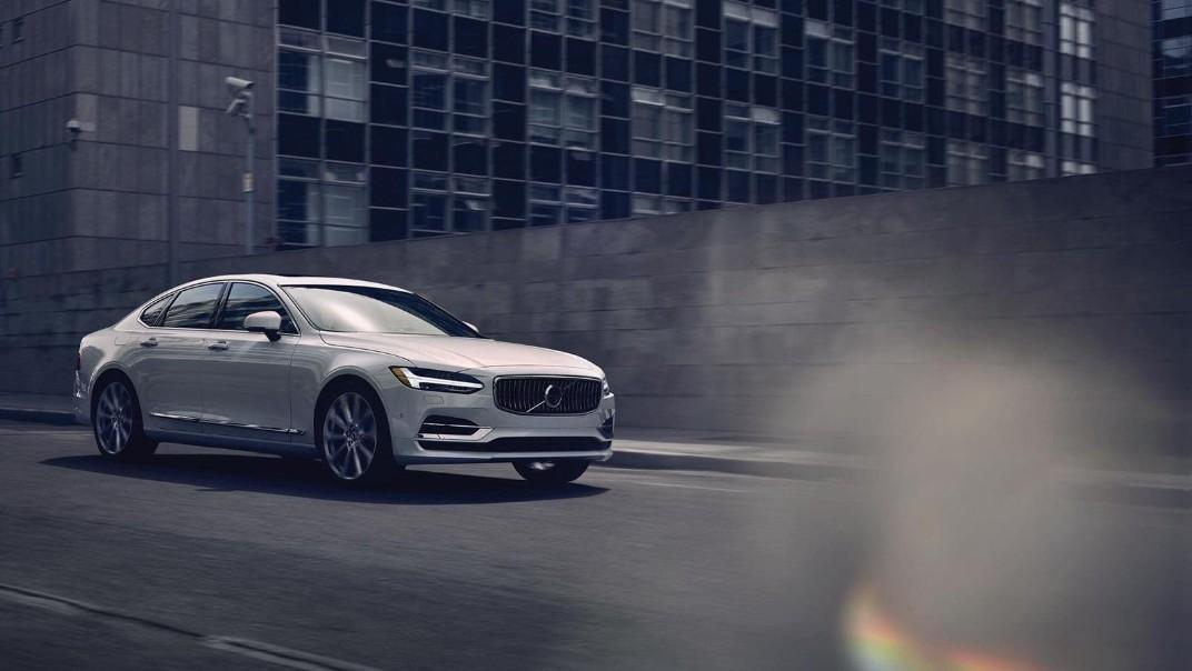 2020 Volvo S90 Exterior 002