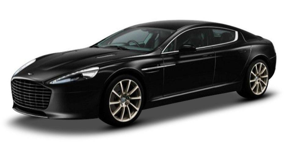 Aston Martin Rapide S (2015) Others 007