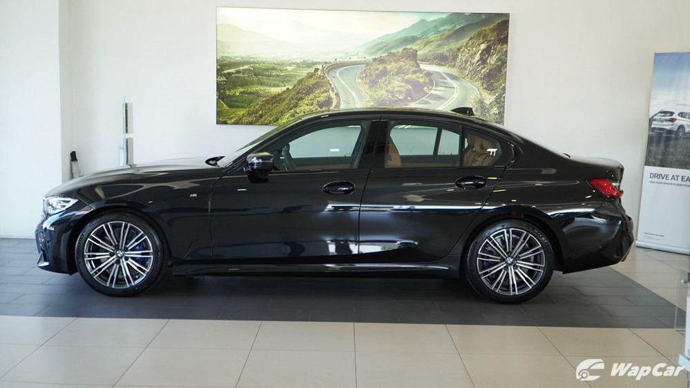 2019 BMW 3 Series 330i M Sport Exterior 010
