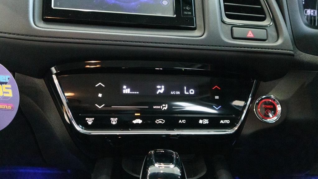 2019 Honda HR-V 1.5 Hybrid Interior 012