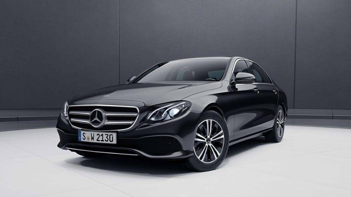 Mercedes-Benz E-Class Saloon Public 2020