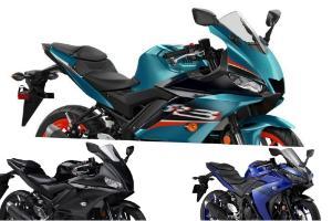 Yamaha R25 dan R3 2021 dengan seragam warna baru di Jepun, harga dari RM25k!