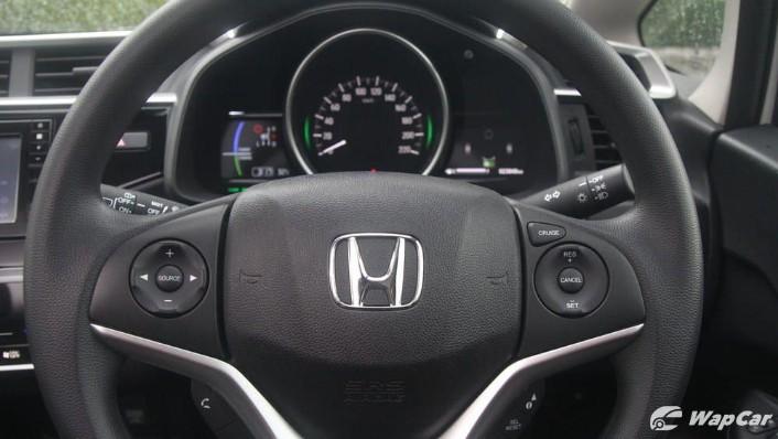 2019 Honda Jazz 1.5 Hybrid Interior 005