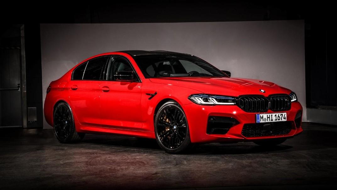 2020 BMW M5 Exterior 039