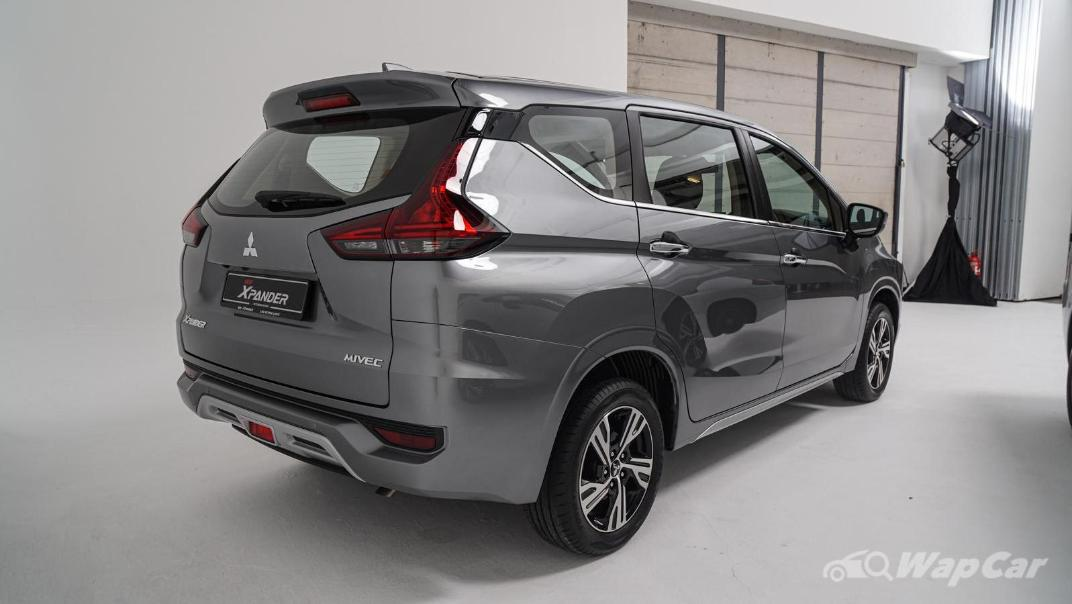 2020 Mitsubishi Xpander 1.5 L Exterior 003