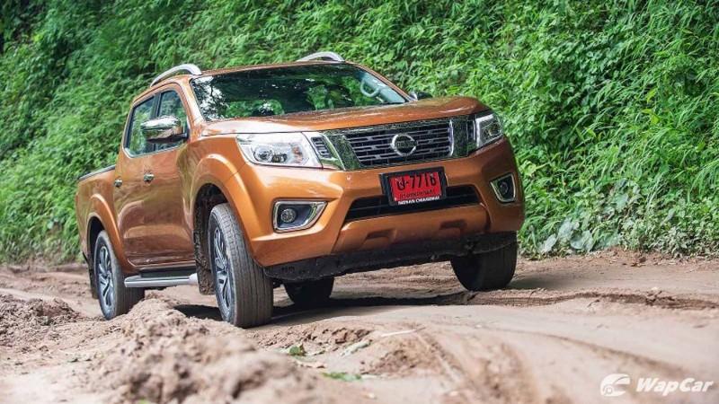 Next-gen Nissan Navara to be a rebadged Mitsubishi Triton, Outlander to be X-Trail's twin 02
