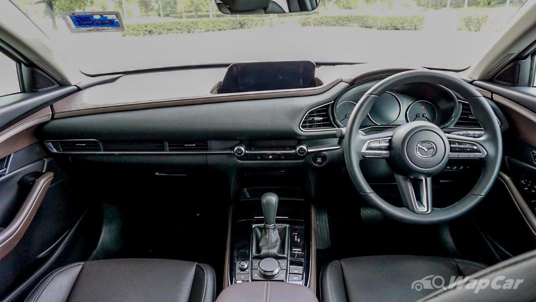 2020 Mazda CX-30 SKYACTIV-G 2.0 High Interior 001