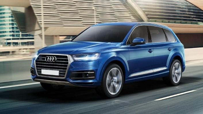 Audi Q7 (2019) Exterior 001