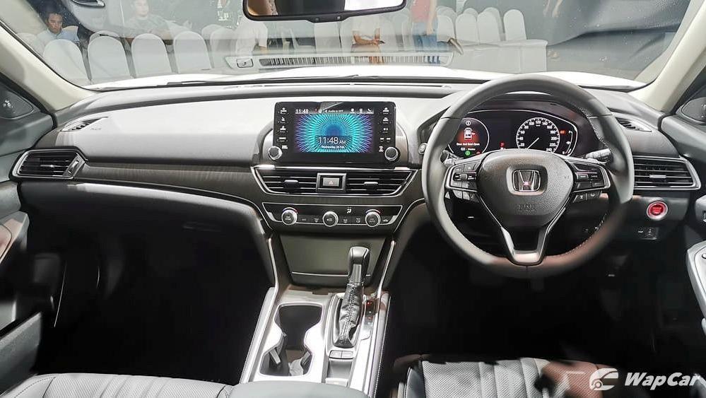 2020 Honda Accord 1.5TC Premium Interior 127