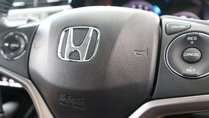 2018 Honda City 1.5 V Interior 006