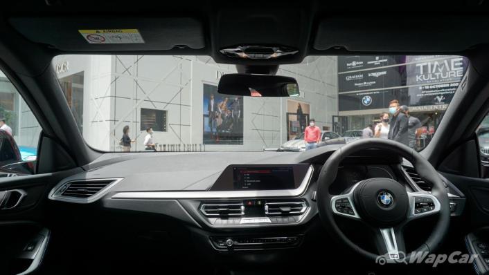 2020 BMW 2 Series 218i Gran Coupe Interior 003