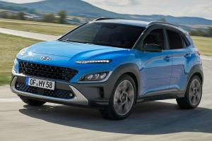 Hyundai Kona Facelift revealed: New mild-hybrid option, wireless Android Auto and Apple CarPlay