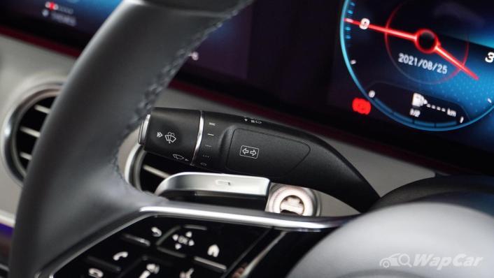 2021 Mercedes-Benz E-Class E200 Avantgarde Interior 005