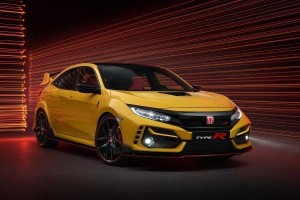 New Honda Civic Type R to set new lap record at Suzuka